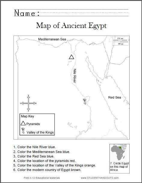 ancient egypt essay for kids