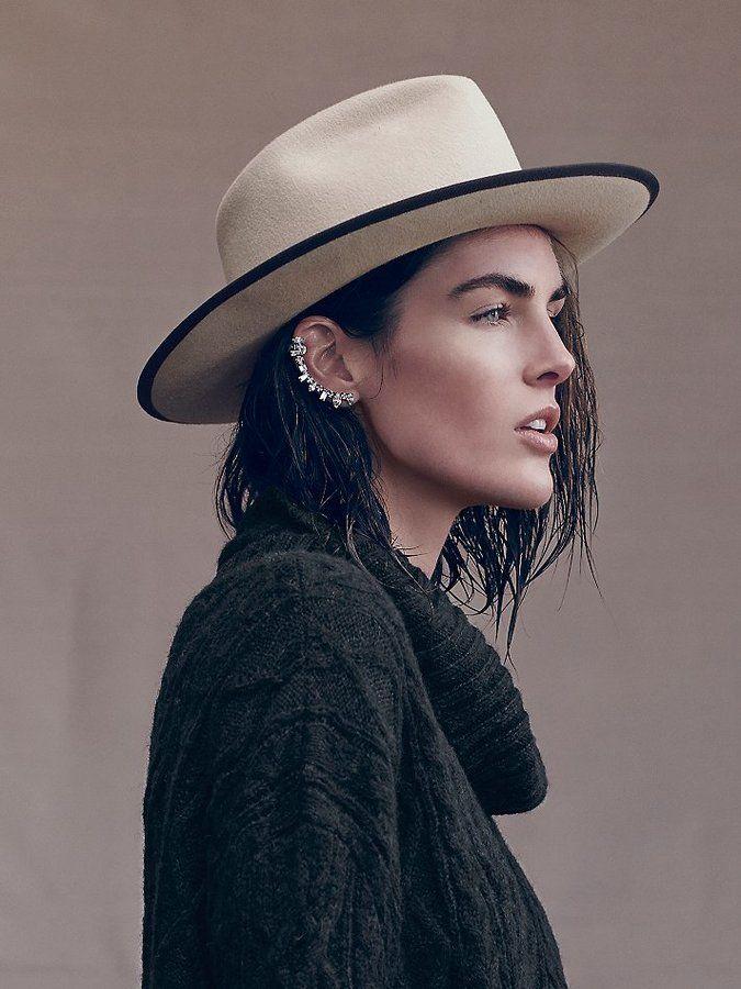653bd2ff0f8b3 Gladys Tamez Millinery The Cher Hat