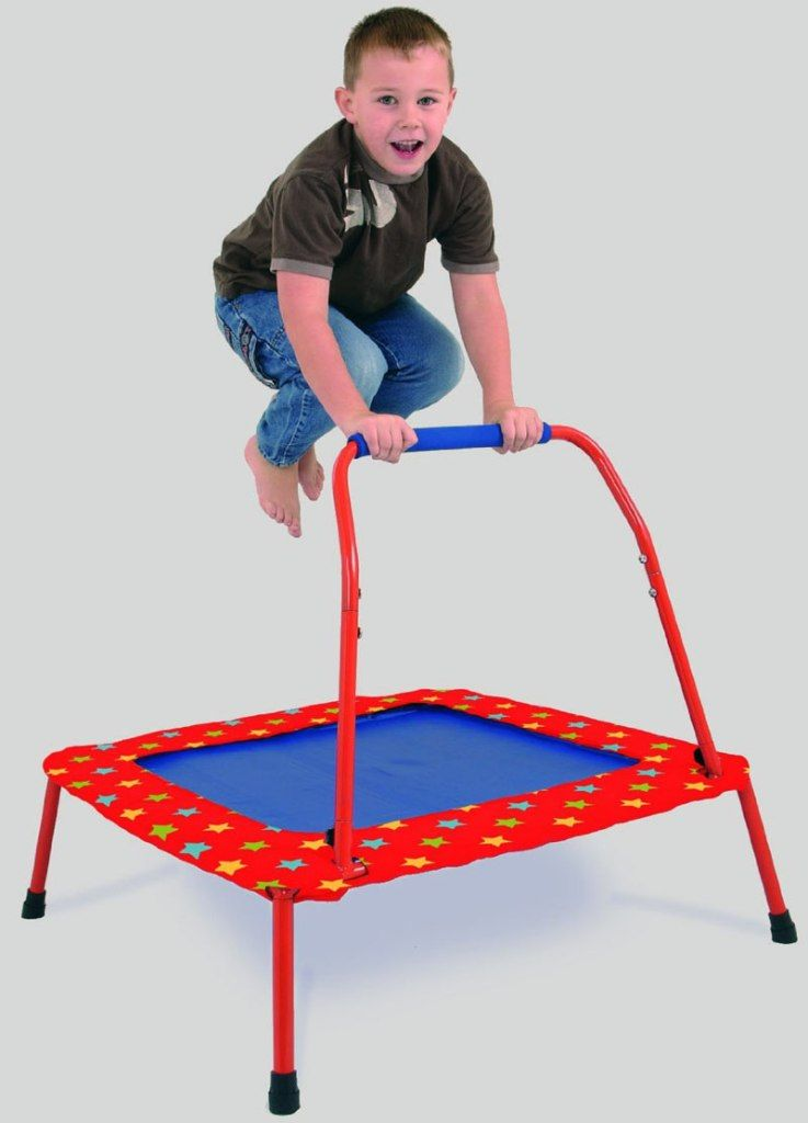 Round Trampoline Play Roofs