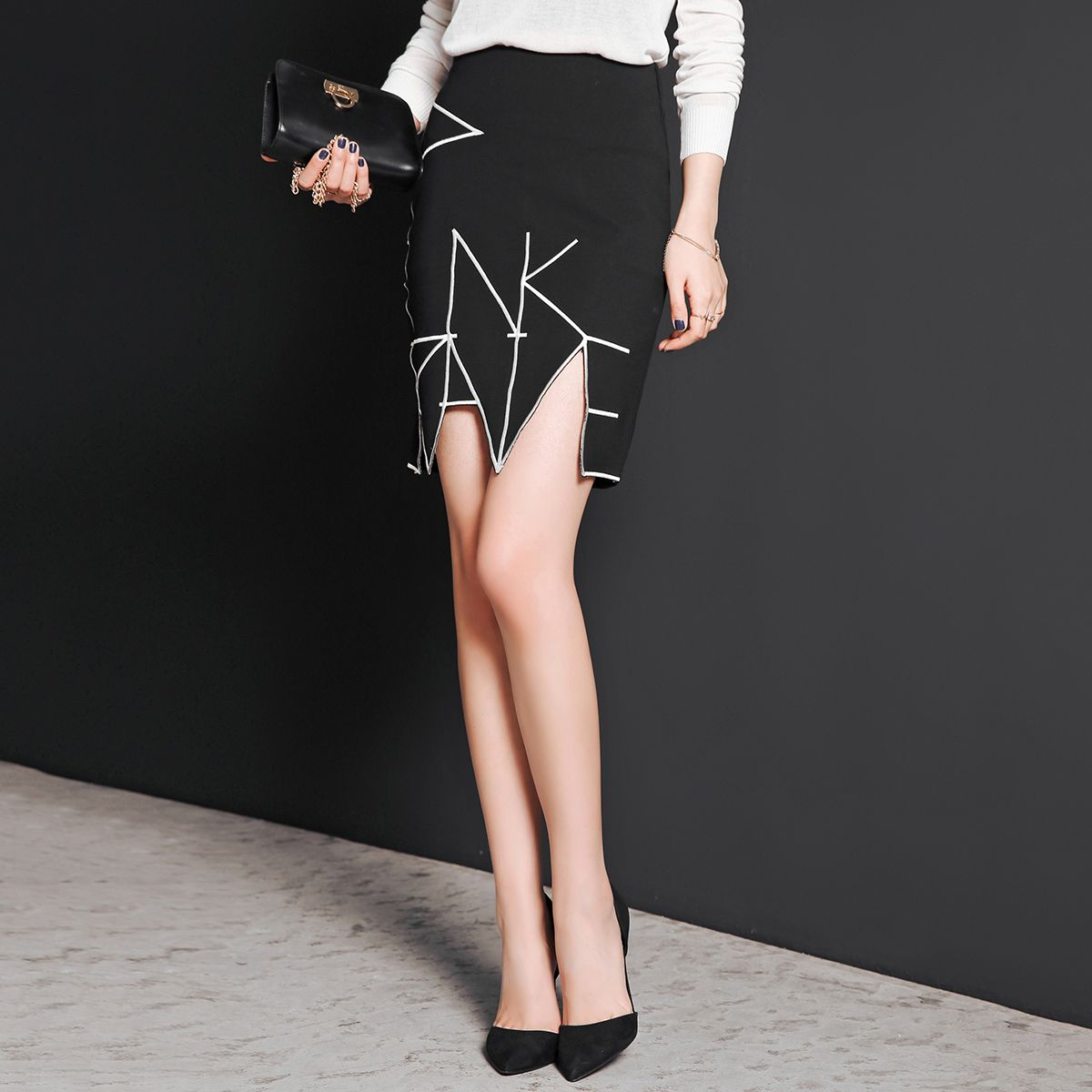 Product Name: PX1035 Asymmetric Pencil Skirt with Piping Detail Click On Link To View This Product : http://gurusing.sg/product/px1035-asymmetric-pencil-skirt-with-piping-detail/. We Have Publish More Products And Special Offer Are Going On Our Website GuruSing. Hurry Enjoy Up To 80% Discounts......