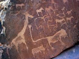 Twyfelfontein - Namíbia - Kunene - África