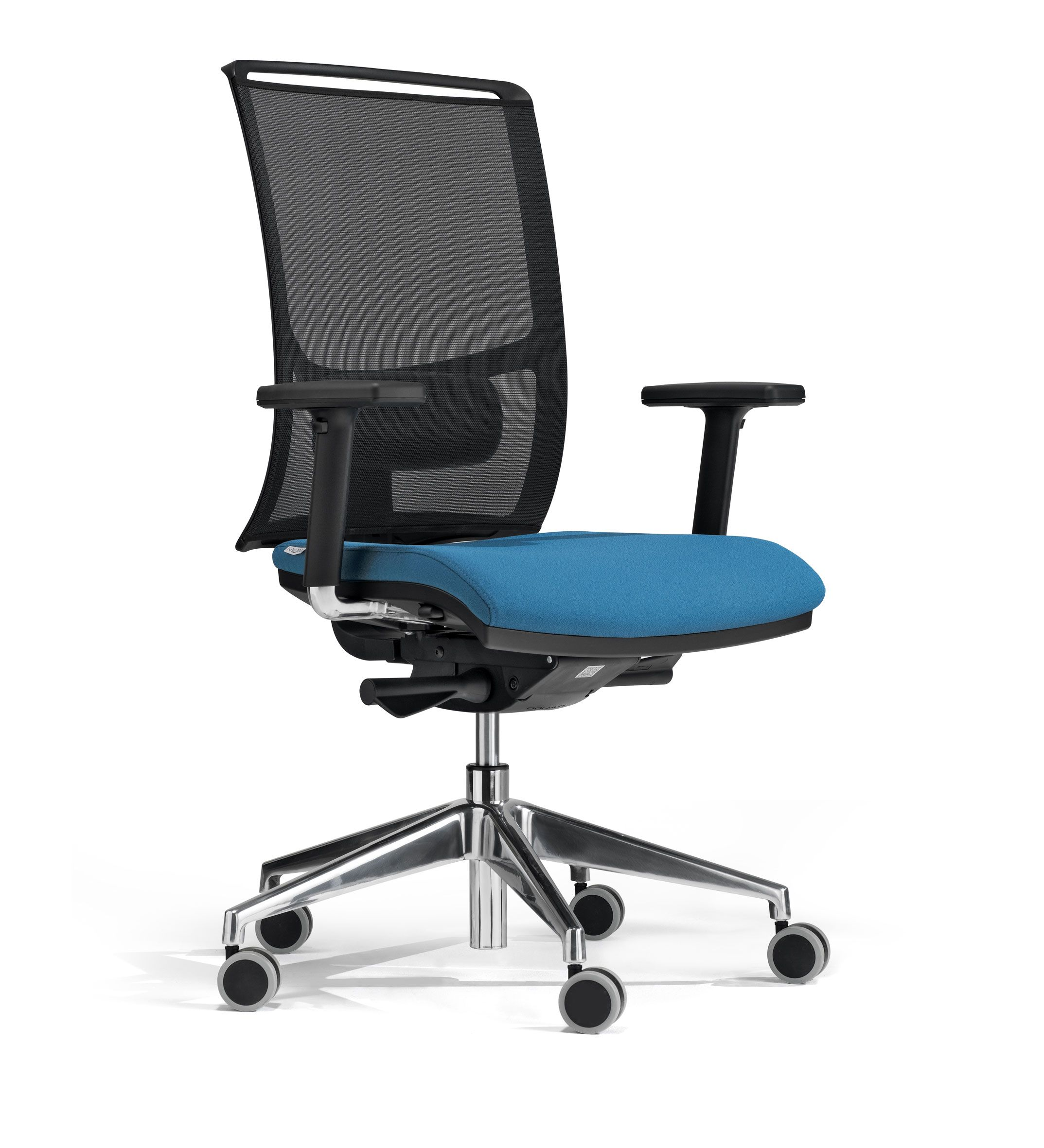 Milani Zed 8 Available Mesh Colors Synchronized Mechanism With Sliding Seat Independent Height Adjustable Backrest Office Chair Lumbar Support Desk Chair