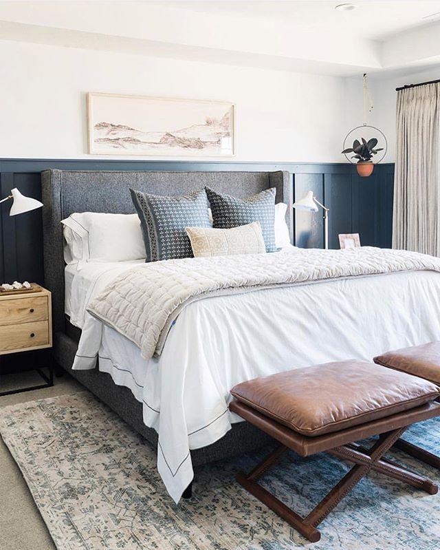 Luxusbettwäsche im Schlafzimmer von Royfort. Exklusive