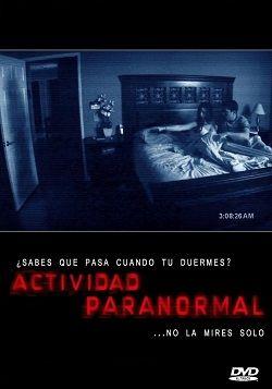 paranormal 1 pelicula