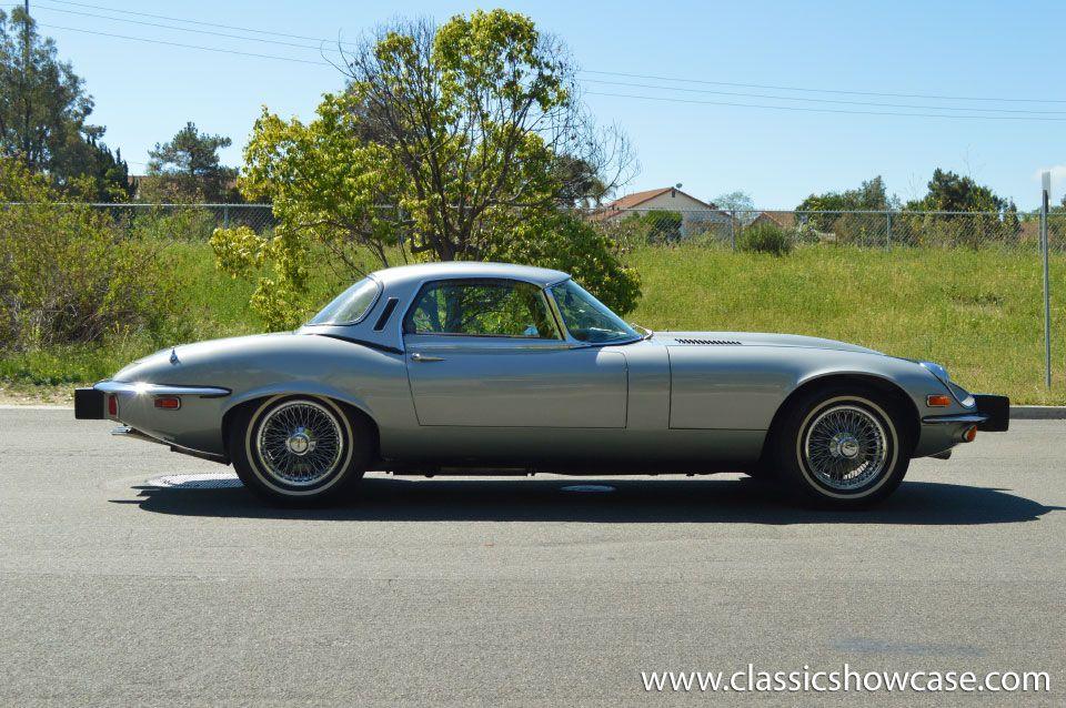 1974 Jaguar XKE Series 3 5.3 V12 OTS By Classic Showcase