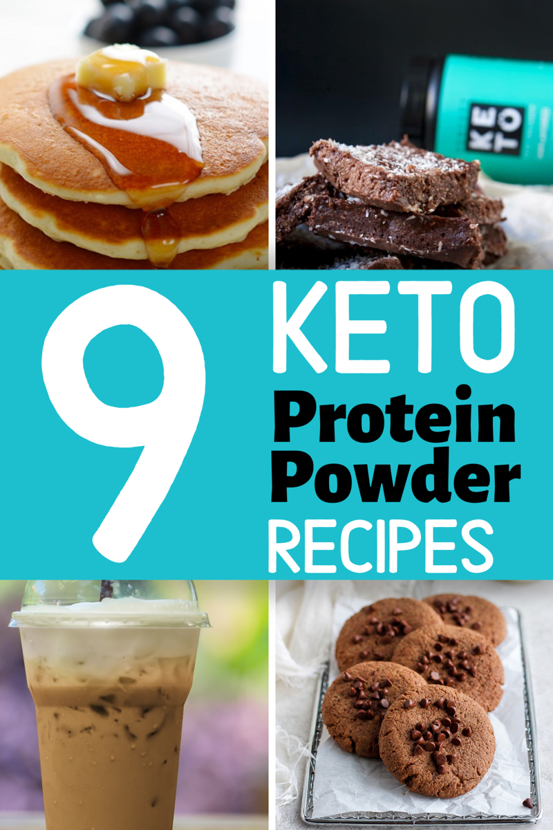9 Keto Protein Powder Recipes