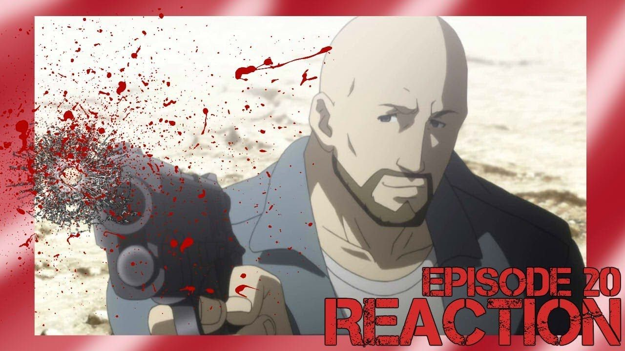 Steins Gate REACTION BRAUN?! Anime Episode 20