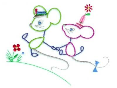 This Free Embroidery Design Is From Designs By Sicks Kids Line Art