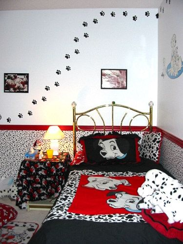 101 dalmatians bedroom decorating ideas for your home
