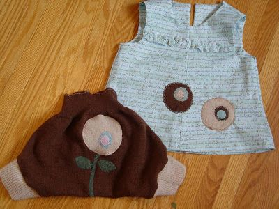 THE SEWING DORK: HOW TO MAKE A WOOL DIAPER COVER From a Wool Sweater ...