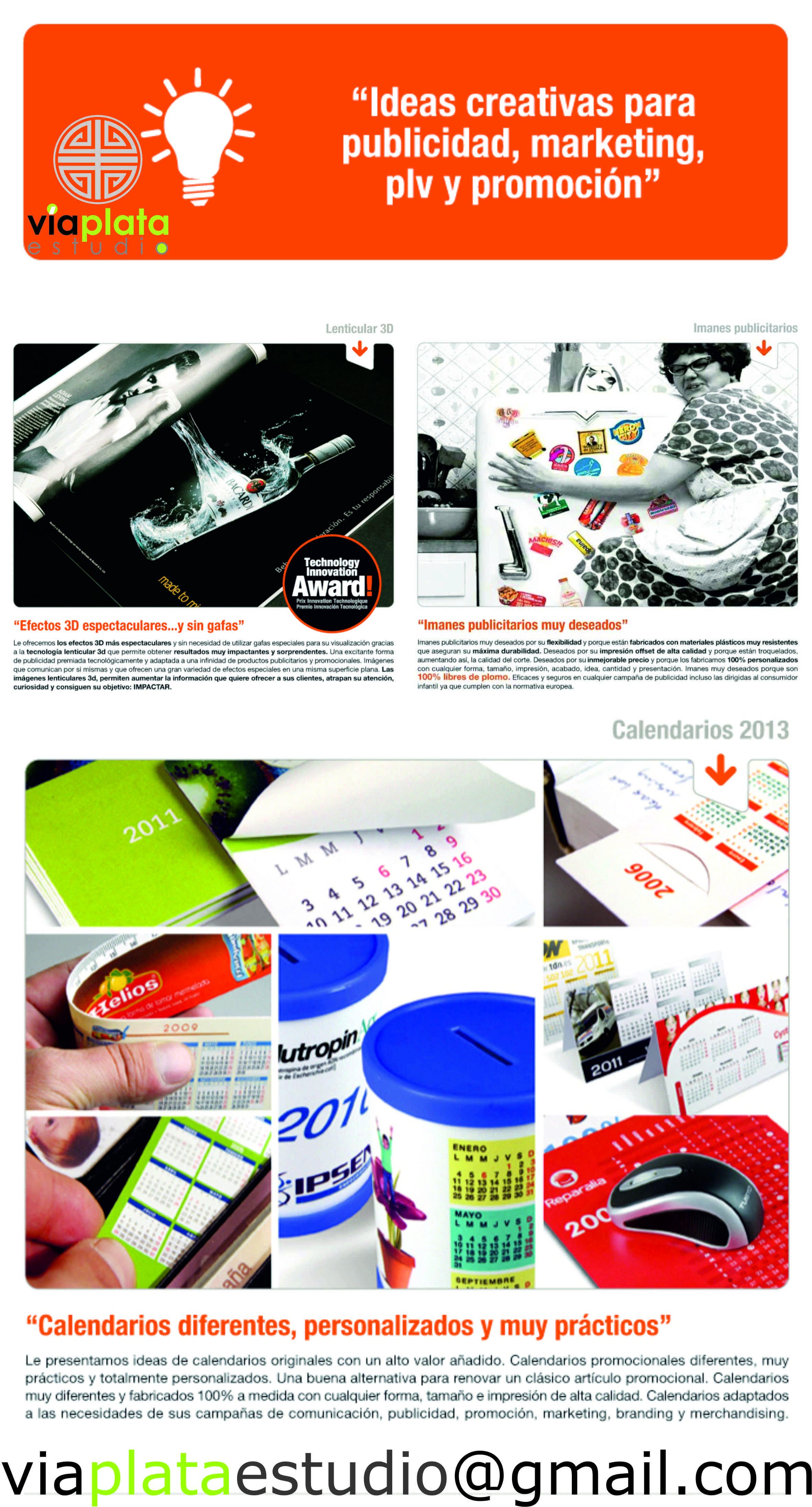 Ideas Creativas para publicidad marketing