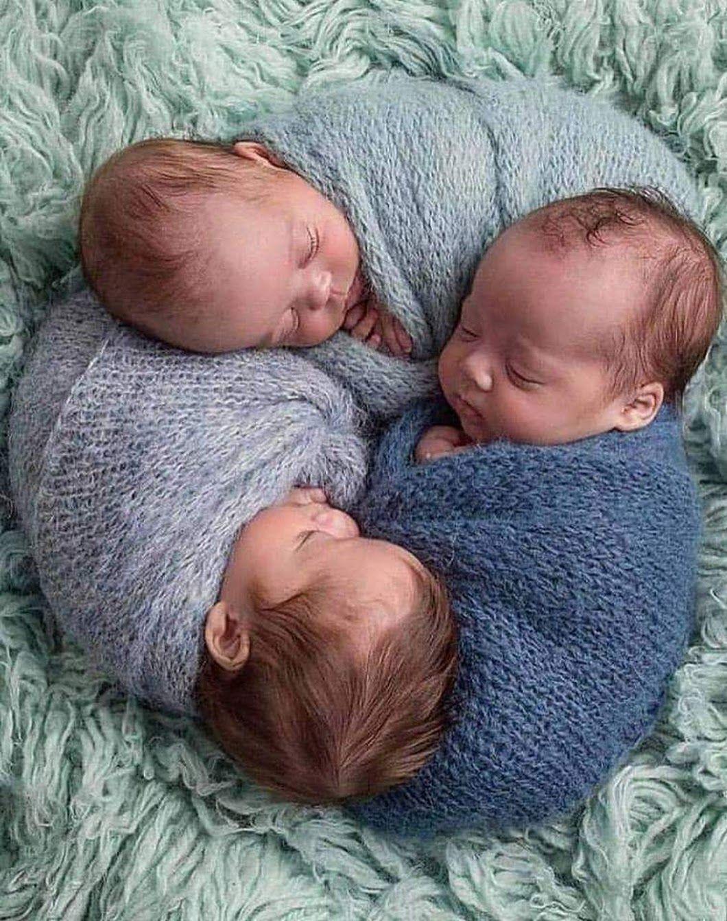 Картинки тройняшек мальчиков
