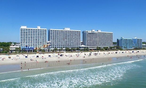 Stay At Crown Reef Beach Resort And Waterpark In Myrtle Beach Sc Dates Into October Myrtle Beach Trip Beach Resorts Myrtle Beach