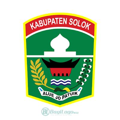 Kabupaten Solok Logo Vector Vector Logo Solok Logos
