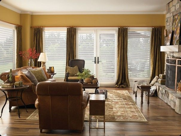 Sheers Control The Light And Ambiance Provided By Zblinds