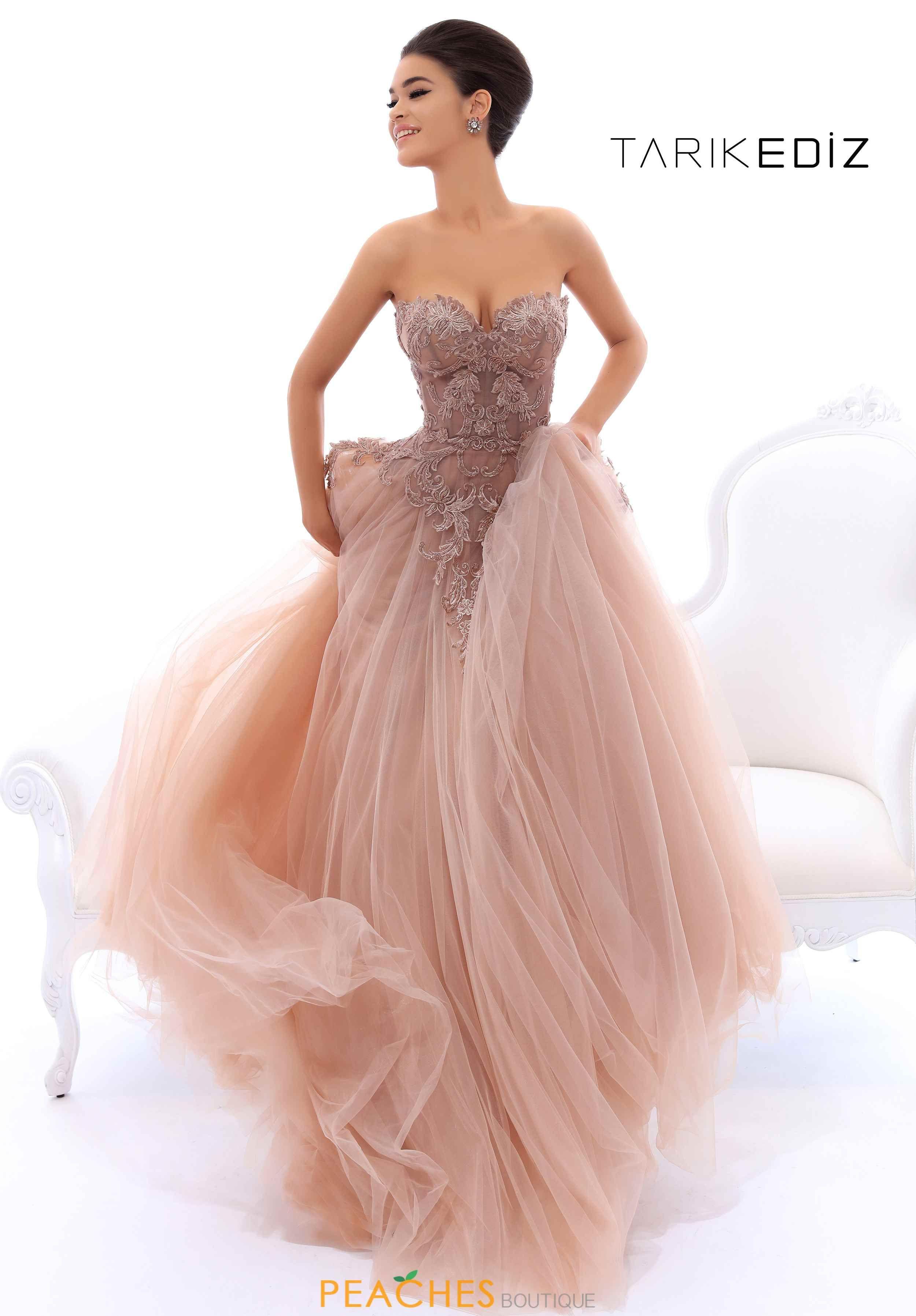0b89a1ae631b Tarik Ediz Dress 93409