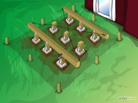 Build a Hot Tub Platform #hottubdeck