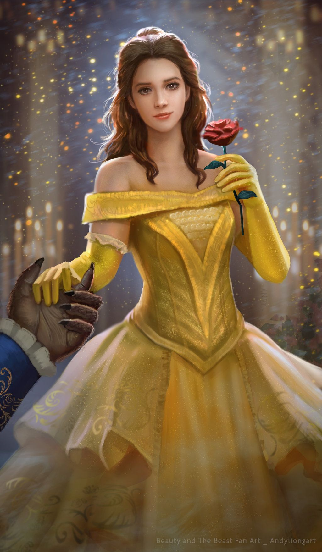 I Always Love Disney Character And Am Very Exited For The Live Action Of Beauty Beast Try To Mix Classic Animation Belle Look With
