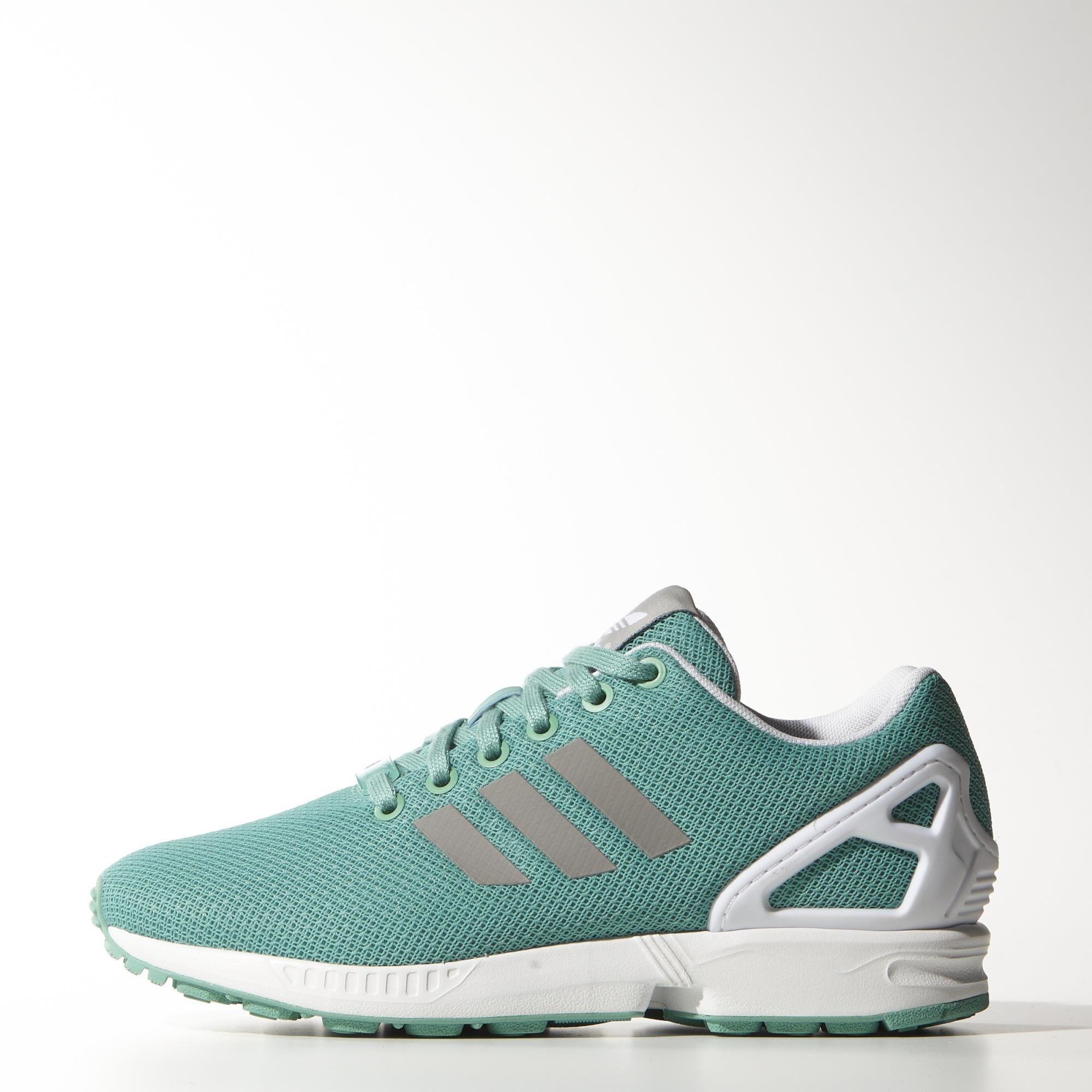 Adidas Originals ZX Flux Shoes St Fade Ocean For Women