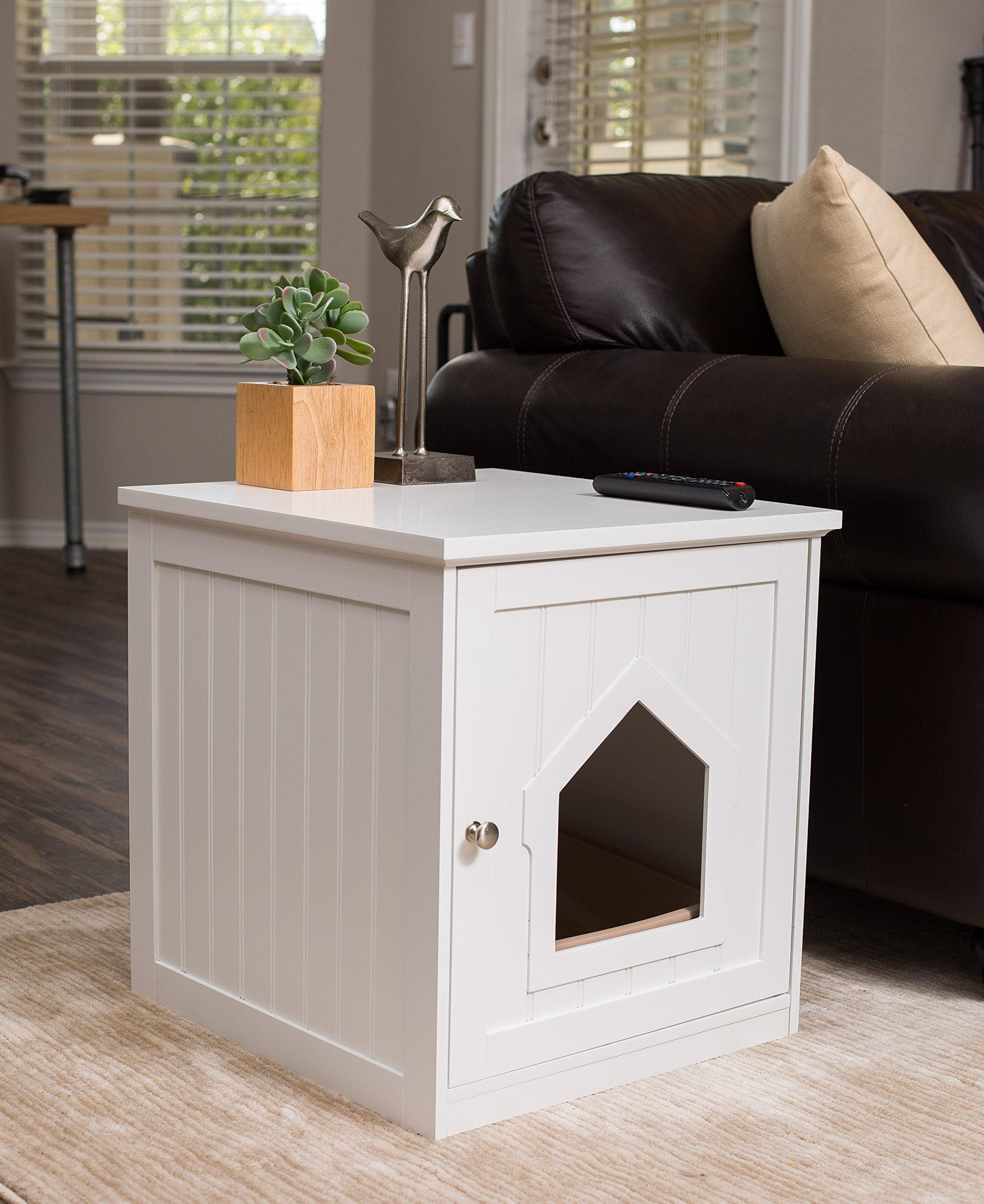 Best Decorative Cat House and Side Table Cat