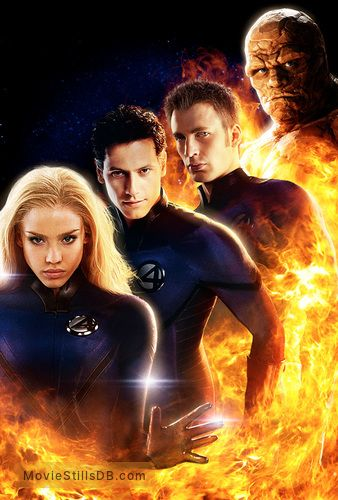 Fantastic Four: Rise of the Silver Surfer (2007) - Movie stills and photos