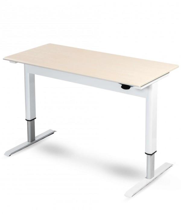 Pneumatic Adjustable Height Standing Desk Adjustable Height Standing Desk Standing Desk White Standing Desk
