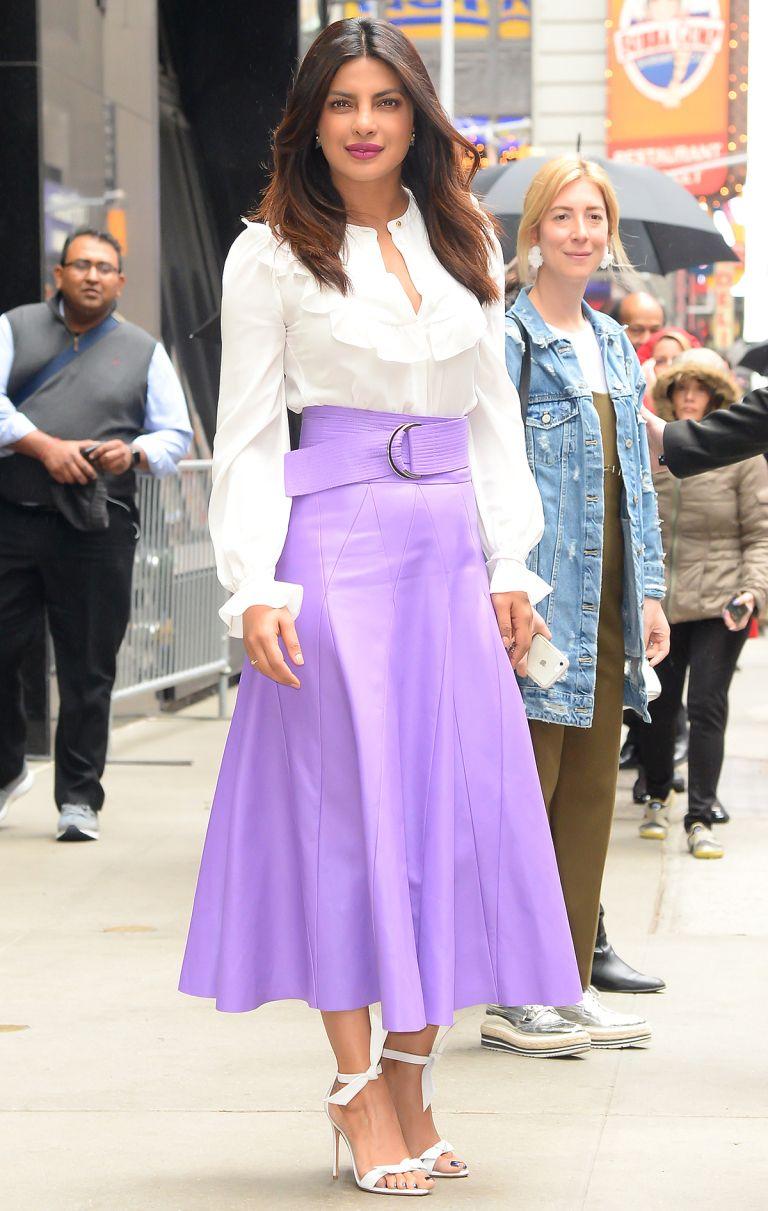 Priyanka Chopras SEXY Street Style! - Rediff.com movies