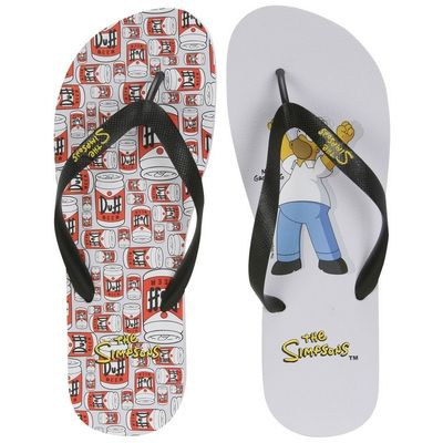 c923e29a4 Centauro.com.br - Chinelo The Simpsons Duff - Masculino | High Hills ...