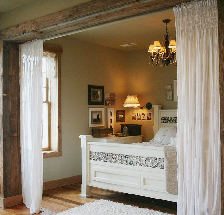 bed nook, this could work in other ways too. Like for an