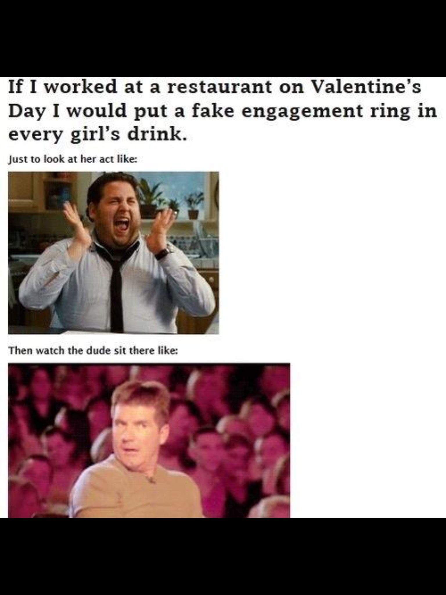 Funny Valentines Day Evil Pranks Funny Laughing So Hard