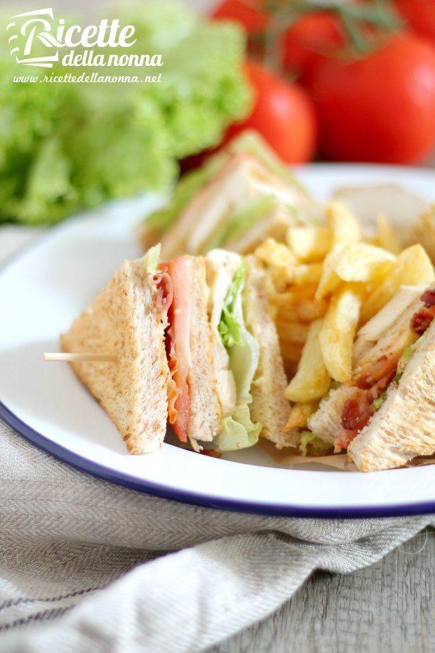 1df6105c8f4274ae73f0230ebed66766 - Sandwiches Ricette