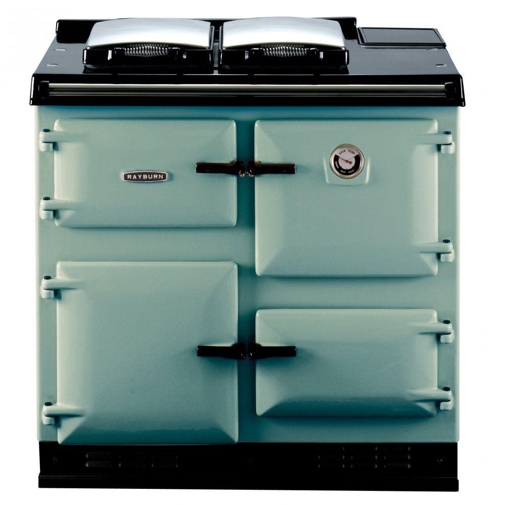 Rayburn 480AG/480AL Natural Gas/LPG Cooker & Central Heating Boiler ...