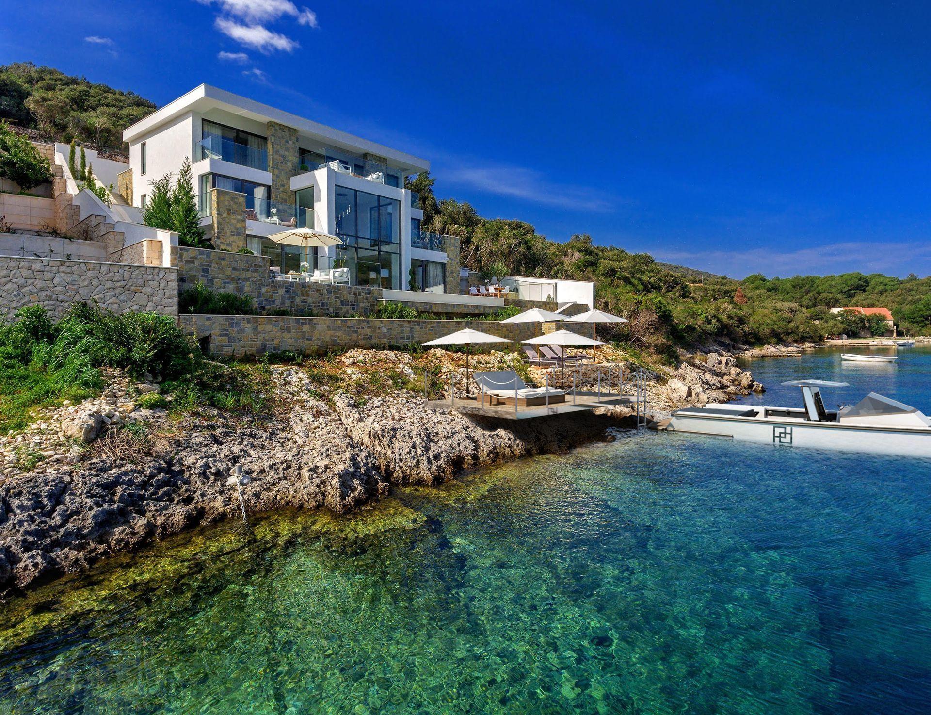 Property | Hoppify | Beautiful Homes, Croatia | House styles