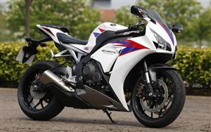 Love my Honda CBR1000RR