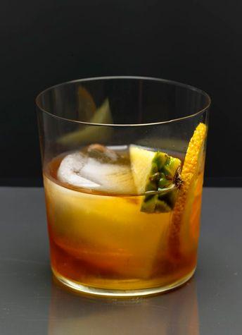 Scotch and Fernet Branca?) Leonard Cohen, King Cohen