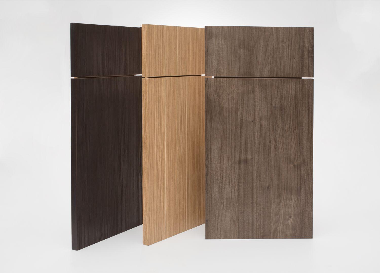 Kokeena Textured Laminate Custom Doors For Ikea Cabinets
