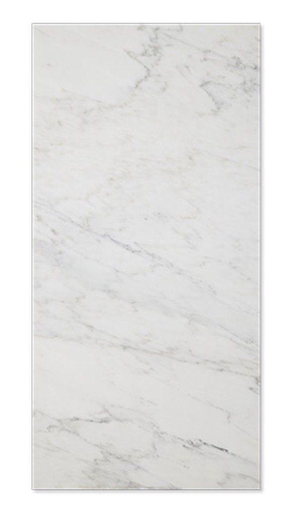 12 215 24 Tile Brushed Carrara Carrera Marble 12x24