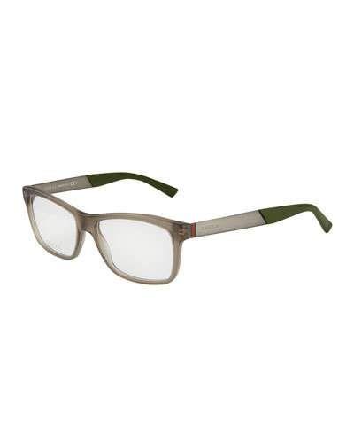 91cd584233c4 Square Acetate Optical Glasses