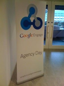 Google day for agencies 17/02/12 http://firstpointdigital.co.uk/2012/02/my-day-at-google-hq-in-london/