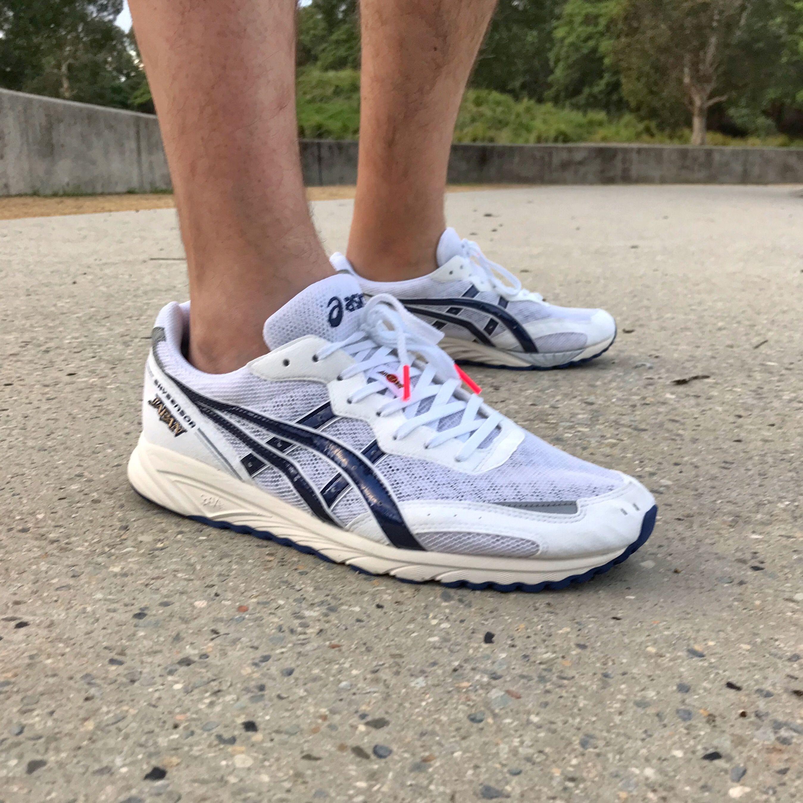 asics walking shoes japan precio