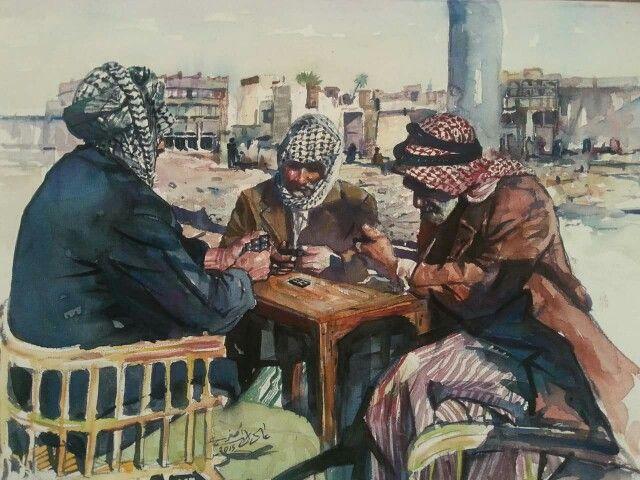 Iraqi Art By Adel Askar Painting Art Art Inspo