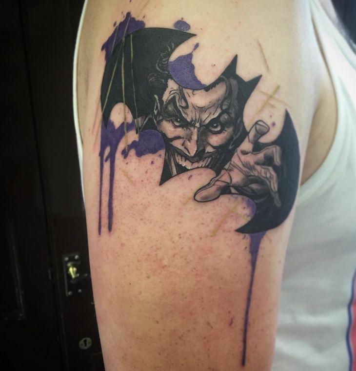21 Batman Tattoo Designs Ideas Design Trends | Casa Verde | Pinterest