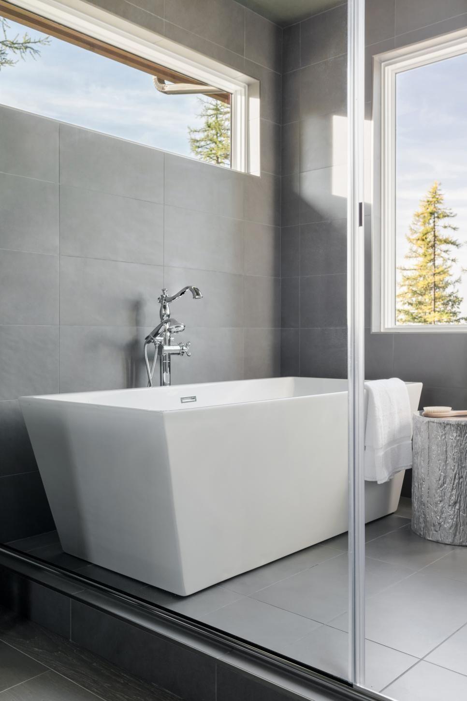 25 Bathrooms With Breathtaking Views Hgtv Bathroom Red Hgtv