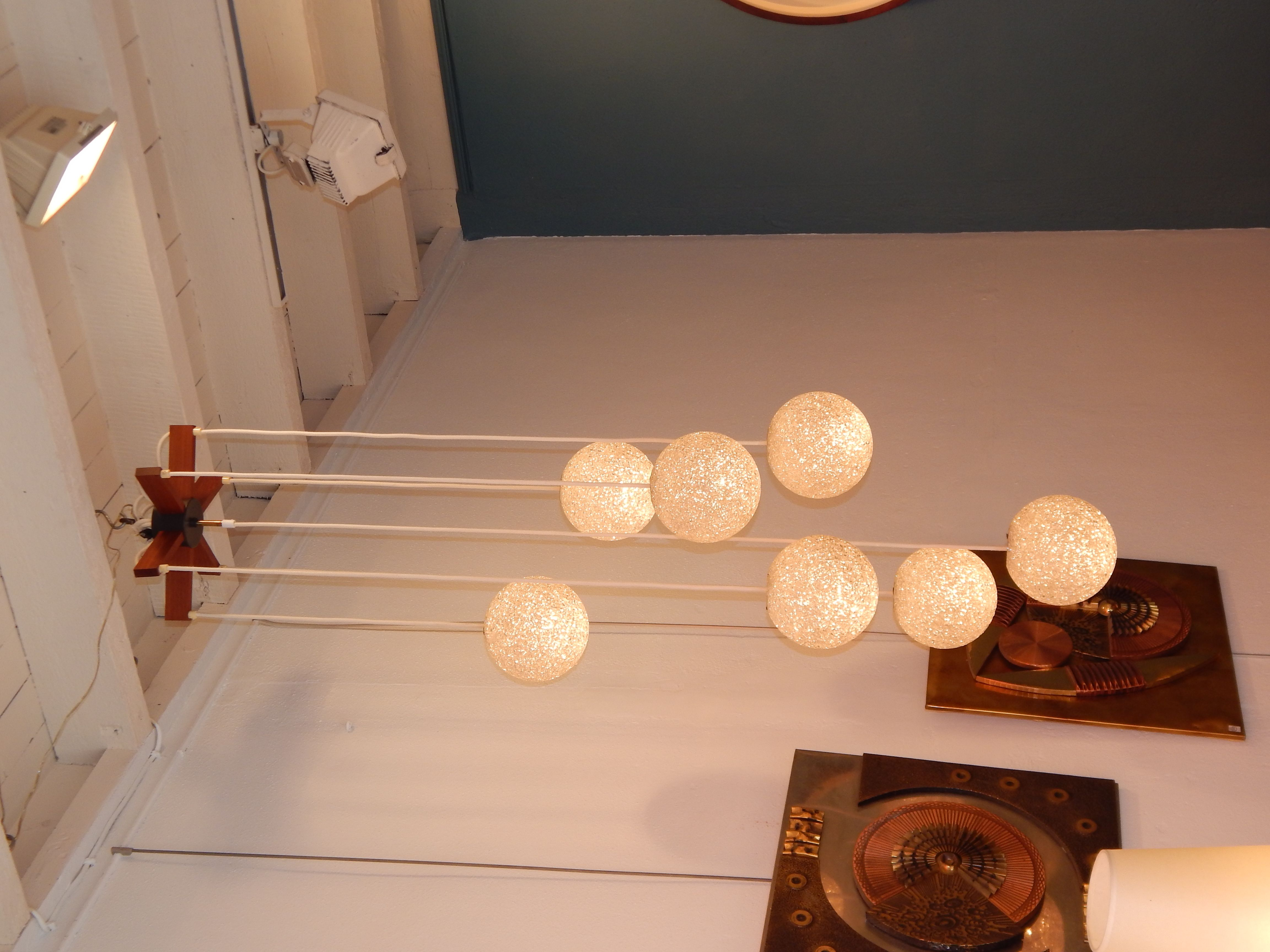 1970s French Hanging light July 27, 2014