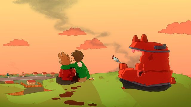 We Will Be Best Friends Forever Like You Said Tord Eddsworld Memes Edd Best Friends Forever