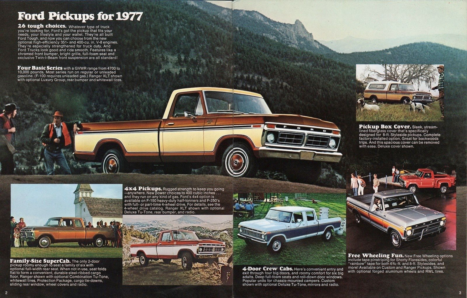 Pin by Herb Jure on 70\'s Ford trucks | Pinterest | Ford trucks and ...