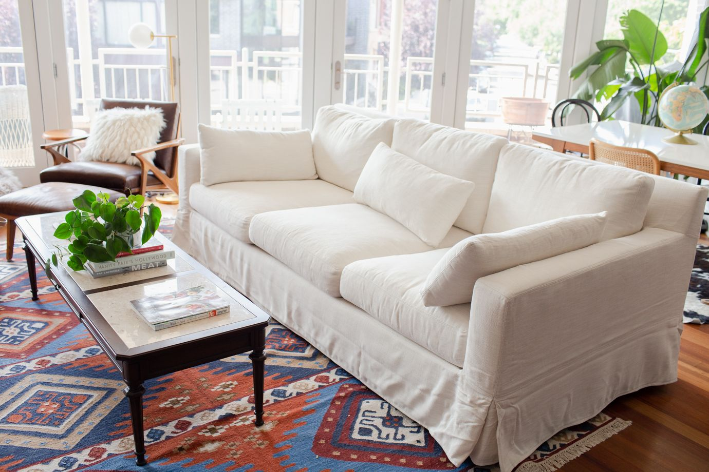 How To Choose The Perfect Sofa Pottery Barn York Sofa Review Slipcovered Sofa Living Room Pottery Barn Living Room Pottery Barn Sofa