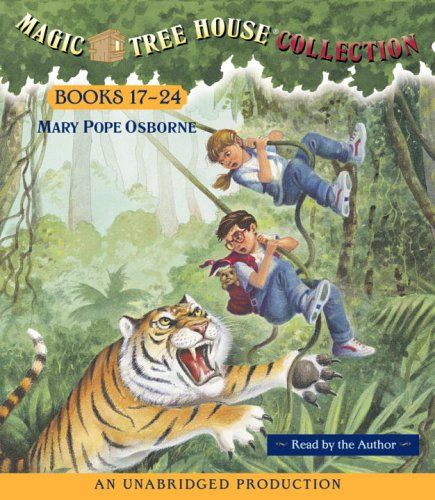 Magic-Tree-House-CD-Edition-Books-17-24-0