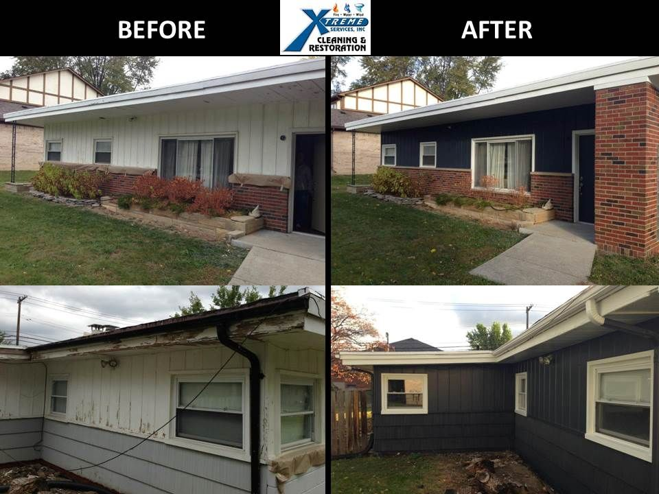 Is your house looking a little bit neglected? Xtreme