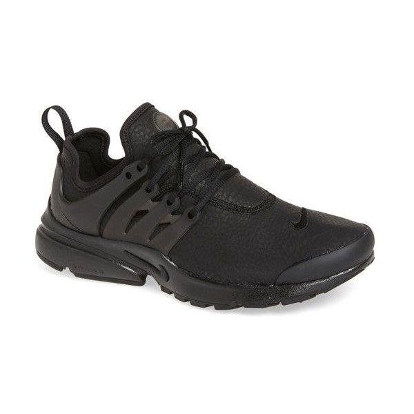meet 6d4ab 30d4b ... france womens nike air presto premium sneaker 120 liked on polyvore  featuring shoes sneakers nike footwear
